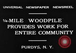 Image of manufacturing paper Purdys New York USA, 1931, second 9 stock footage video 65675048704