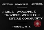 Image of manufacturing paper Purdys New York USA, 1931, second 11 stock footage video 65675048704