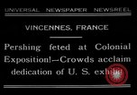 Image of King Emmanuel Vincennes France, 1931, second 1 stock footage video 65675048706