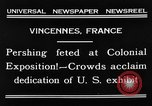 Image of King Emmanuel Vincennes France, 1931, second 3 stock footage video 65675048706