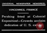 Image of King Emmanuel Vincennes France, 1931, second 10 stock footage video 65675048706