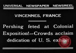 Image of King Emmanuel Vincennes France, 1931, second 11 stock footage video 65675048706