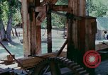 Image of wooden plank United States USA, 1975, second 7 stock footage video 65675048720