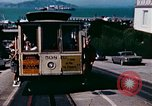 Image of Golden Gate Bridge San Francisco California USA, 1975, second 4 stock footage video 65675048724