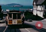Image of Golden Gate Bridge San Francisco California USA, 1975, second 6 stock footage video 65675048724