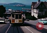 Image of Golden Gate Bridge San Francisco California USA, 1975, second 8 stock footage video 65675048724