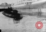 Image of German Submarine Deutschland New London Connecticut USA, 1916, second 2 stock footage video 65675048732