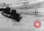 Image of German Submarine Deutschland New London Connecticut USA, 1916, second 7 stock footage video 65675048732