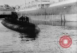 Image of German Submarine Deutschland New London Connecticut USA, 1916, second 9 stock footage video 65675048732