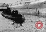 Image of German Submarine Deutschland New London Connecticut USA, 1916, second 11 stock footage video 65675048732