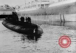 Image of German Submarine Deutschland New London Connecticut USA, 1916, second 12 stock footage video 65675048732
