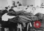 Image of US Army uniform production World War 1 United States USA, 1917, second 9 stock footage video 65675048739