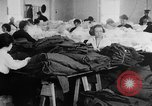 Image of US Army uniform production World War 1 United States USA, 1917, second 11 stock footage video 65675048739