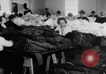 Image of US Army uniform production World War 1 United States USA, 1917, second 12 stock footage video 65675048739