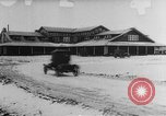 Image of YMCA club for American World War 1 soldiers European Theater, 1917, second 7 stock footage video 65675048745