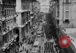 Image of Liberty Loan Drive parade on city street United States USA, 1918, second 2 stock footage video 65675048753