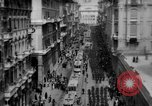 Image of Liberty Loan Drive parade on city street United States USA, 1918, second 5 stock footage video 65675048753