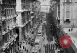 Image of Liberty Loan Drive parade on city street United States USA, 1918, second 6 stock footage video 65675048753