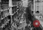 Image of Liberty Loan Drive parade on city street United States USA, 1918, second 8 stock footage video 65675048753