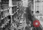 Image of Liberty Loan Drive parade on city street United States USA, 1918, second 9 stock footage video 65675048753
