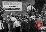 Image of Hollywood stars help sell Liberty Bonds Los Angeles California USA, 1918, second 4 stock footage video 65675048754