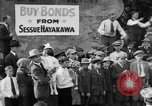 Image of Hollywood stars help sell Liberty Bonds Los Angeles California USA, 1918, second 5 stock footage video 65675048754