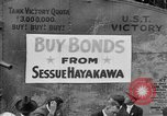 Image of Hollywood stars help sell Liberty Bonds Los Angeles California USA, 1918, second 7 stock footage video 65675048754