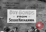 Image of Hollywood stars help sell Liberty Bonds Los Angeles California USA, 1918, second 8 stock footage video 65675048754