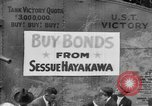 Image of Hollywood stars help sell Liberty Bonds Los Angeles California USA, 1918, second 9 stock footage video 65675048754