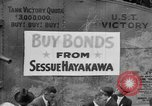 Image of Hollywood stars help sell Liberty Bonds Los Angeles California USA, 1918, second 10 stock footage video 65675048754