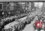 Image of Liberty Loan Parade in center of city Richmond Virginia USA, 1918, second 1 stock footage video 65675048759