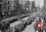Image of Liberty Loan Parade in center of city Richmond Virginia USA, 1918, second 3 stock footage video 65675048759