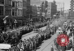 Image of Liberty Loan Parade in center of city Richmond Virginia USA, 1918, second 5 stock footage video 65675048759