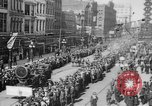 Image of Liberty Loan Parade in center of city Richmond Virginia USA, 1918, second 6 stock footage video 65675048759