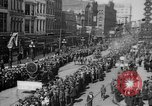 Image of Liberty Loan Parade in center of city Richmond Virginia USA, 1918, second 7 stock footage video 65675048759
