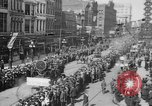 Image of Liberty Loan Parade in center of city Richmond Virginia USA, 1918, second 8 stock footage video 65675048759
