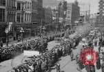 Image of Liberty Loan Parade in center of city Richmond Virginia USA, 1918, second 9 stock footage video 65675048759