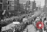 Image of Liberty Loan Parade in center of city Richmond Virginia USA, 1918, second 10 stock footage video 65675048759