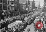 Image of Liberty Loan Parade in center of city Richmond Virginia USA, 1918, second 12 stock footage video 65675048759