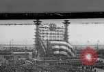 Image of Huge outdoor military exhibition in Grant Park United States USA, 1919, second 1 stock footage video 65675048763