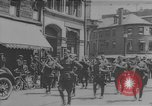Image of Liberty Bond Drive parade on city street Philadelphia Pennsylvania USA, 1918, second 1 stock footage video 65675048765