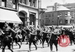 Image of Liberty Bond Drive parade on city street Philadelphia Pennsylvania USA, 1918, second 2 stock footage video 65675048765