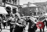Image of Liberty Bond Drive parade on city street Philadelphia Pennsylvania USA, 1918, second 5 stock footage video 65675048765