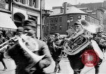 Image of Liberty Bond Drive parade on city street Philadelphia Pennsylvania USA, 1918, second 6 stock footage video 65675048765