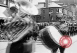 Image of Liberty Bond Drive parade on city street Philadelphia Pennsylvania USA, 1918, second 7 stock footage video 65675048765