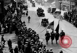 Image of Liberty Bond Drive parade on city street Philadelphia Pennsylvania USA, 1918, second 11 stock footage video 65675048765
