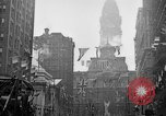 Image of Liberty Bond parade in city Philadelphia Pennsylvania USA, 1918, second 3 stock footage video 65675048766
