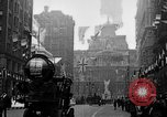 Image of Liberty Bond parade in city Philadelphia Pennsylvania USA, 1918, second 6 stock footage video 65675048766