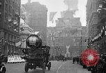 Image of Liberty Bond parade in city Philadelphia Pennsylvania USA, 1918, second 7 stock footage video 65675048766