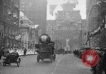 Image of Liberty Bond parade in city Philadelphia Pennsylvania USA, 1918, second 9 stock footage video 65675048766